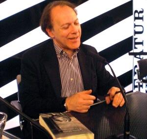 Javier Marías in Frankfurt