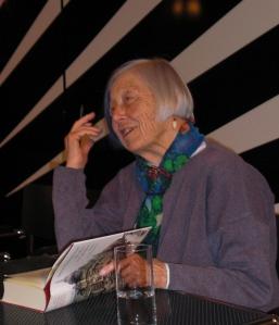 Silvia Tennenbaum in Frankfurt