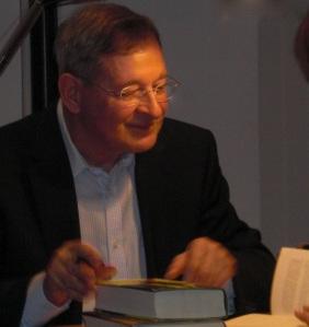 Péter Nádas in Leipzig