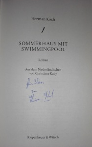 Hermann Koch: Sommerhaus mit Swimmingpool