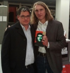 Marcelo Ferroni und Michael Kegler
