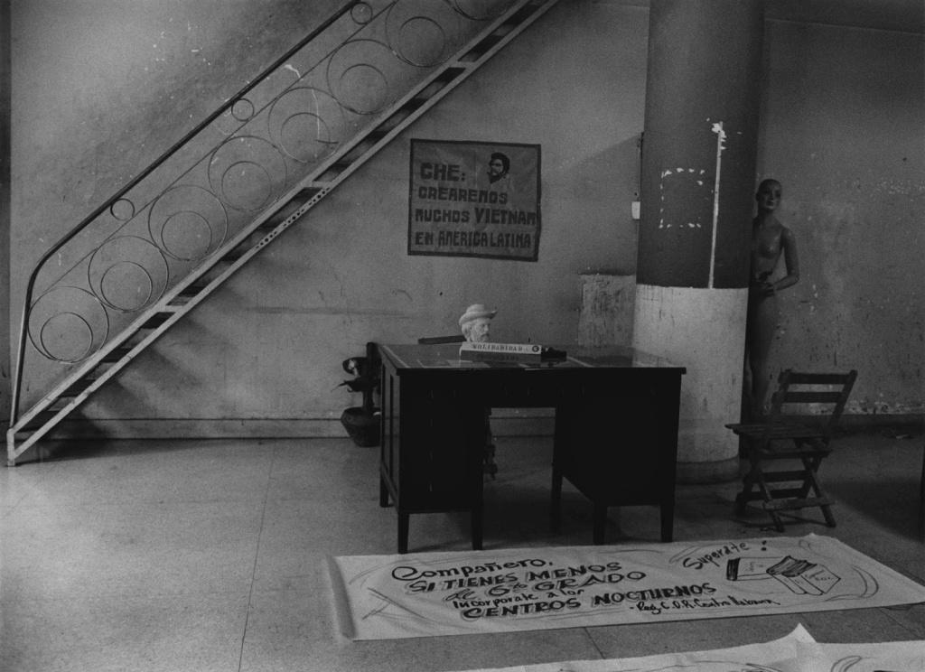 Barbara Klemm: Havanna 1969