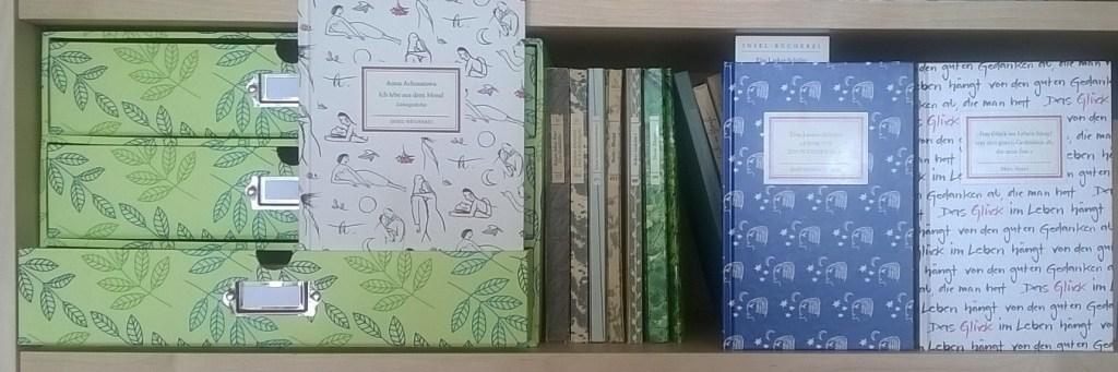 Meine kleine Insel-Bücherei
