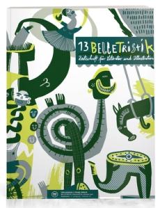 13 Belletristik Zeitschrift für Literatur und Illustration