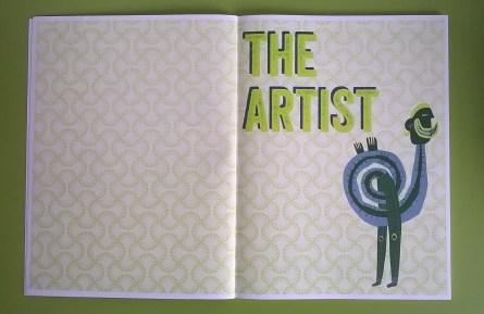 Belletristik Nr. 13 The Artist