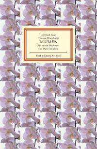 Gottfried Benn - Blumen IB Nr. Nr. 1338
