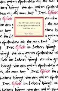 Insel-Bücherei Notizbuch Marc Aurel