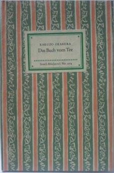 Kakuzo Okakuras -Das Buch vom Tee IB Nr. 274