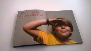 Preis der Stiftung Buchkunst - Kinderbuch-Reihe Forschen, Bauen, Staunen von A-Z; Buchstabe W Innenleben; Verlag Beltz & Gelberg