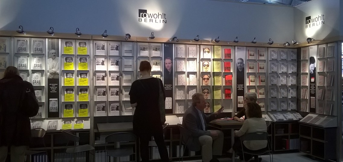 Rowohlt Stand