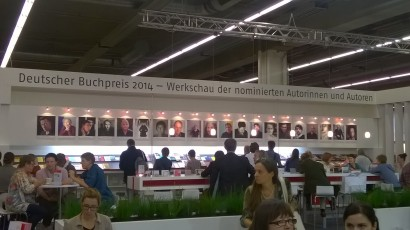 Die Longlist des Deutschen Buchpreises 2014