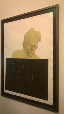 Elias Canetti im Hanser Verlag