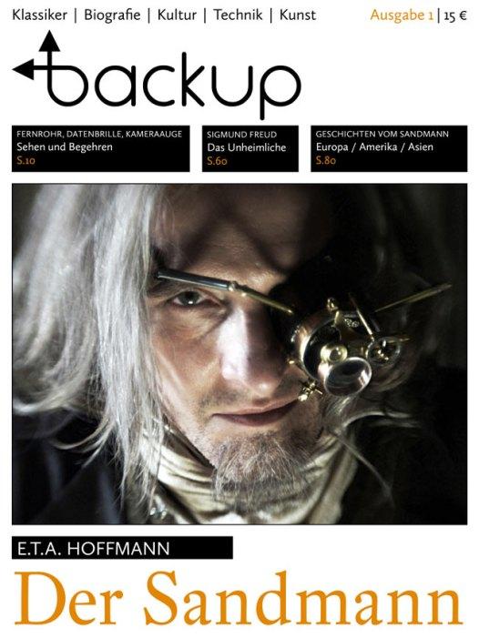 backup Reihe vom Open House Verlag
