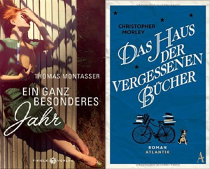 In Mode: Buchhandlungen als literarisches Motiv