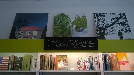 Büchergilde-Ecke