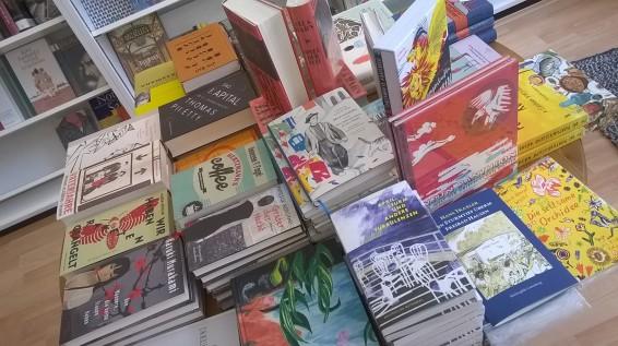 Die Lieblingsbücher des Buchhandlungsteams