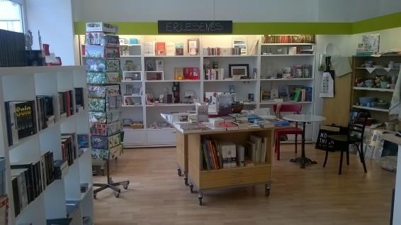 Erlesenes & Büchergilde Buchhandlung in Mainz