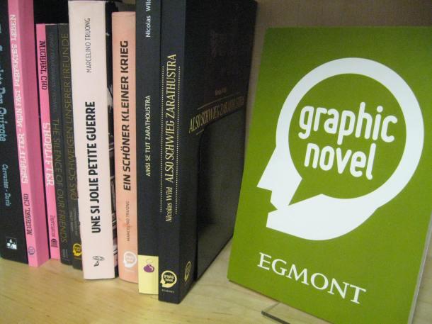 Egmont Graphic Novel Blog