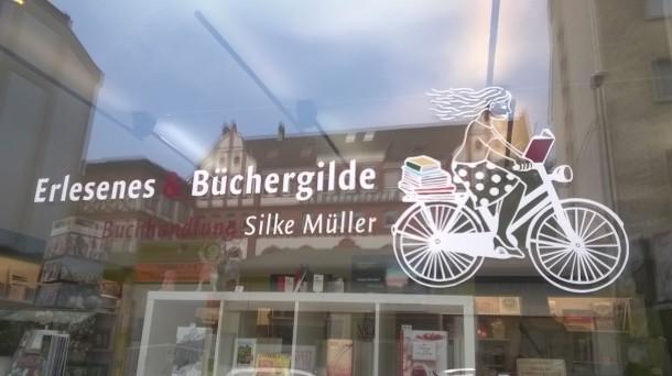 Silke Müller_Büchergildeladen Mainz