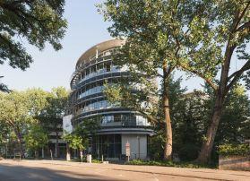 Verlagsgebäude der Verlagsgruppe Random House in München