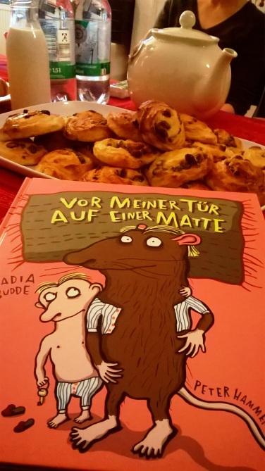 Peter Hammer Verlag: Nadia Budde: Vor meiner Tür auf einer Matte