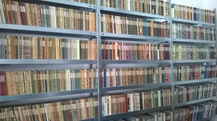 Insel Bücherei im Suhrkamp Verlag (c) glasperlenspiel13