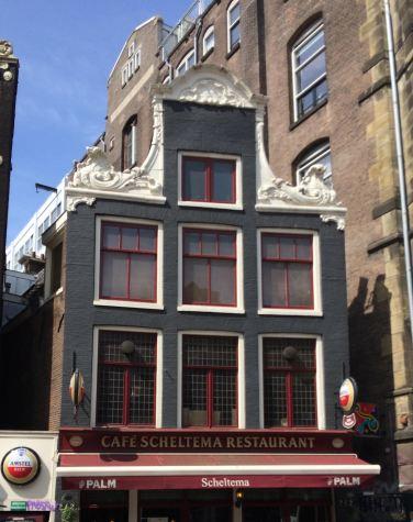 Café Scheltema in Amsterdam ©Bettina Baltschev