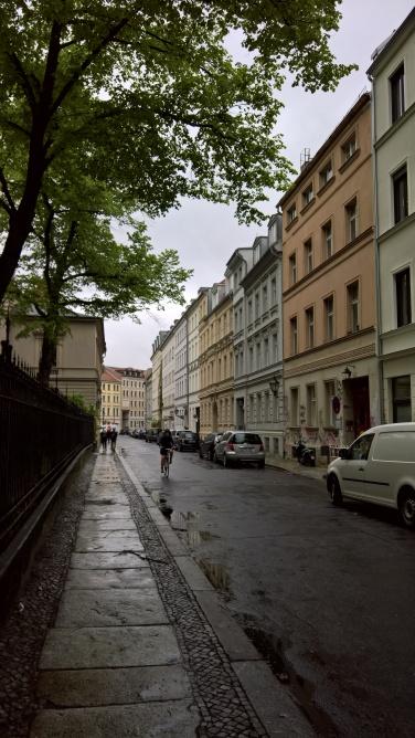 Berenberg Verlag in der Sophienstraße in Berlin ©glasperlenspiel13