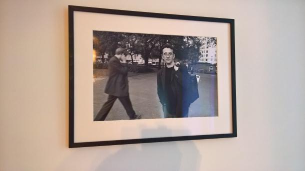 Roberto Bolaño im Berenberg Verlag @vonBerenberg
