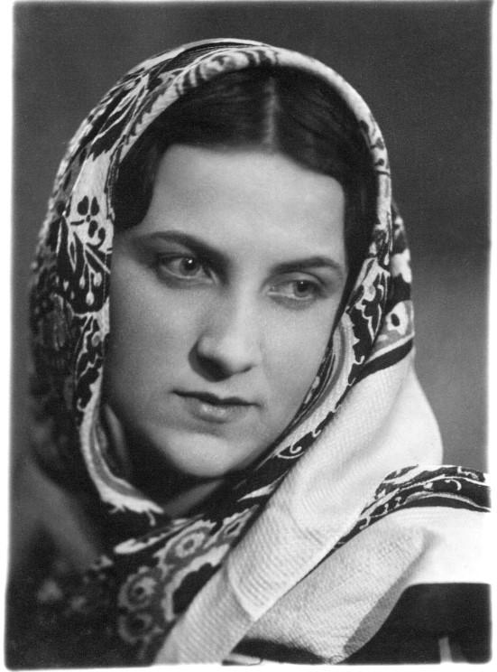 Jewgenia - Mutter von Natascha Wodin ©Privatarchiv Natascha Wodin