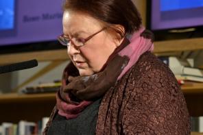 Natascha Wodin im Literaturhaus Frankfurt (c) SchöneSeiten