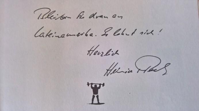 Widmung von Heinrich von Berenberg @glasperlenspiel13