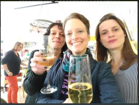 Mainzer Literaturblogger: danares.mag, blauschrift und glasperlenspiel13 | ©blauschrift