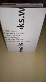 Das erste Layout des weissbooks.w Verlags ©glasperlenspiel13