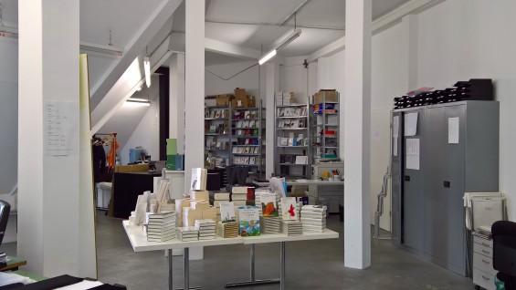 weissbooks.w Verlagsräume ©glasperlenspiel13