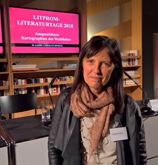 Literaturtage Litprom: Claudia Piñeiro aus Argentinien ©glasperlenspiel13