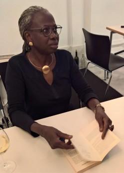 Litprom Literaturtage: Ken Bugul aus dem Senegal ©glasperlenspiel13