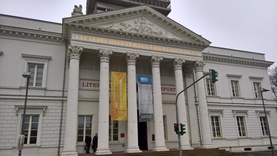 Litprom Literaturtage - Literaturhaus Frankfurt ©glasperlenspiel13
