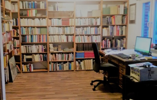Donata Kinzelbach Verlag: VerlegerinSchreibtisch | ©Donata Kinzelbach