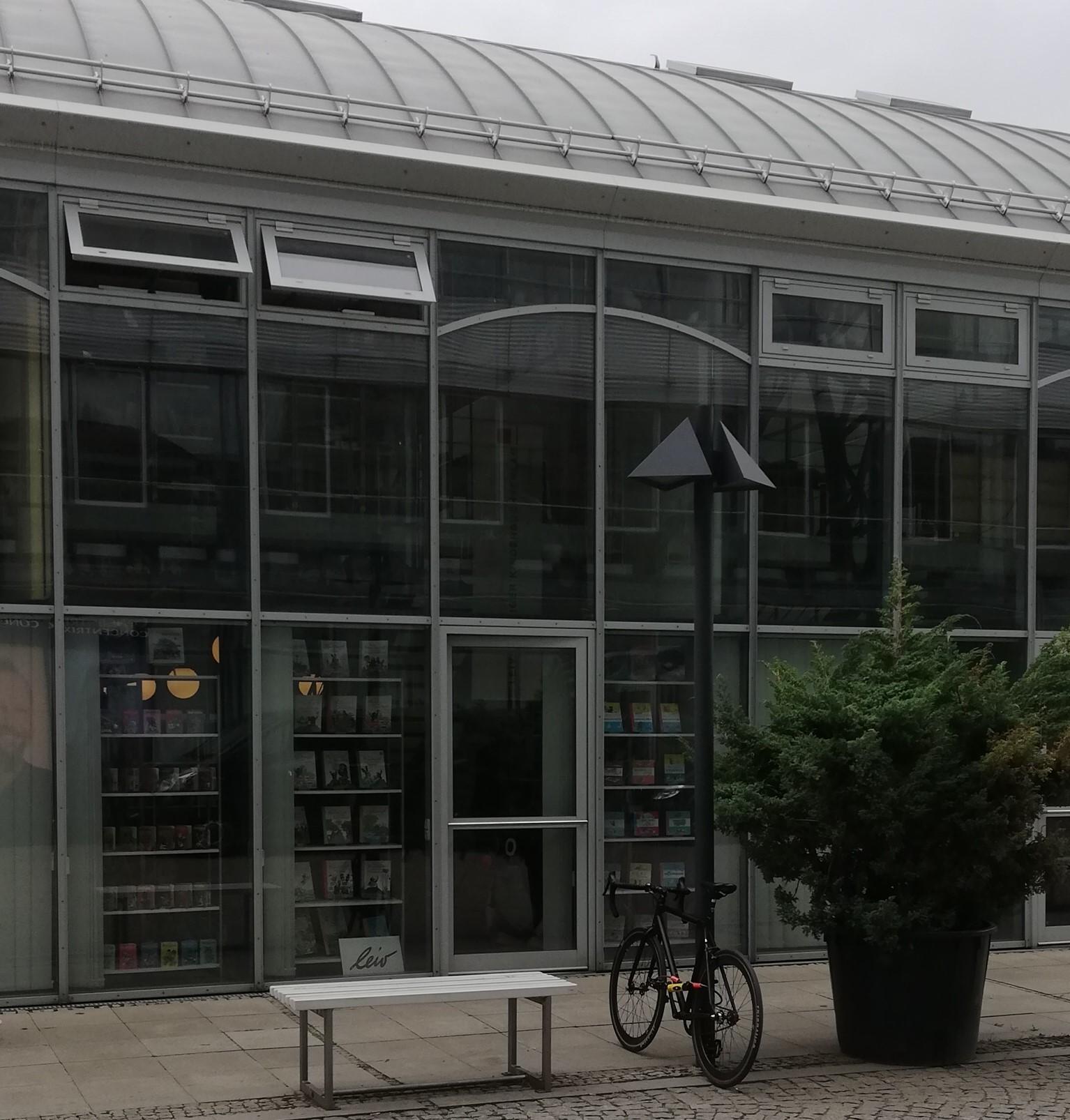LEIV Verlag in Leipzig ©glasperlenspiel13